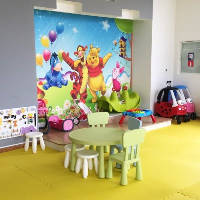 Children's entertainment center «Zhou-Zhou»