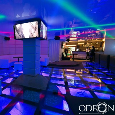Odeon Entertainment Center