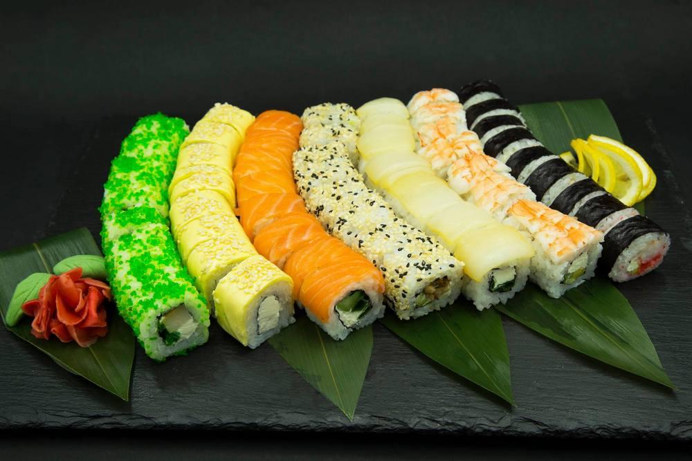 Преимущества доставки суши в Днепре от Rock & Roll